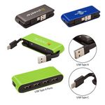 Custom Rondo Type-C USB Hub