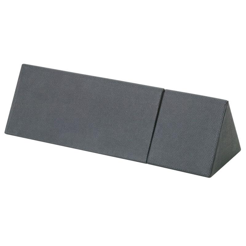 Gift Box 2 pc Black Triangle Gift Box (Double)
