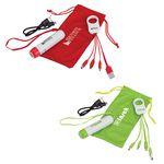 Custom Charging Essentials Mobile Power Set