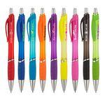 Custom Wave Ballpoint Pen