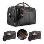 Custom Solo Bayside Leather Duffel