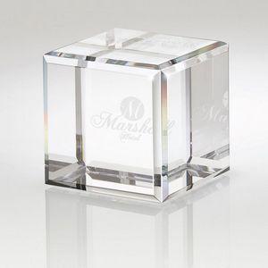 Quadrado Small Crystal Block
