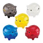 Custom Oinky Large Piggy Bank
