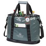 Custom Glacier Cooler Bag & Hangtag
