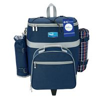Haywood 4 Person Trolley Picnic Bag & Hangtag