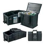 Custom Optimum-III Trunk Organizer with Cooler