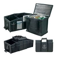 Optimum-III Trunk Organizer with Cooler