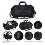 Custom Work-Hybrid I Duffel / Backpack