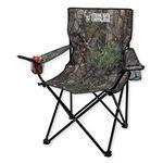 Custom Camo Folding Chair w/Carrying Bag