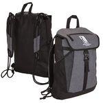 Custom Cypress Drawstring Backpack
