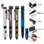 Custom Rainier Utility Pen w/Stylus