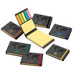 Custom Bristol World Design Sticky Notes Book