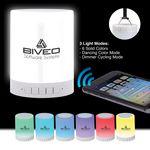 Custom Magnitude Light Up Bluetooth Speaker