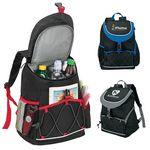 Custom Adelene PEVA Lined Backpack Cooler