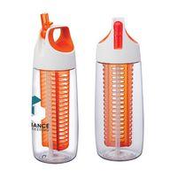 Cruise 28 oz. Tritan Bottle w/ Flip Spout, Straw & Infuser