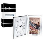 Custom Jadis I Desk Clock & Photo Frame & Packaging