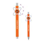 Custom Pinwheel Spinner Clip Pen