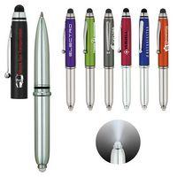 Volt Ballpoint Pen / Stylus / LED Light