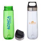 Custom Lucent 26 oz. Tritan Water Bottle
