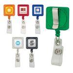 Custom Divo Badge Holder with Clip