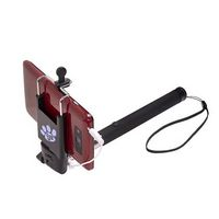 Selfie Stick W Cable Shutter Remote US Stock