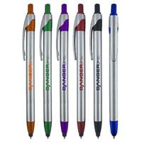Buzzy Silver Stylus Pen