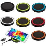 Custom Wireless Phone Charger QI Compatible