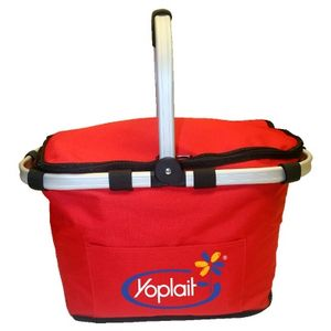 Insulated Picnic/Shopper Basket