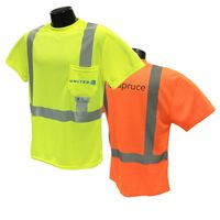 Short Sleeve Safety T-Shirt