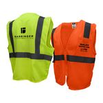 Custom Economy Class 2 Safety Vest