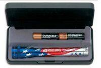 American Flag AA Mini Maglite® Flashlight