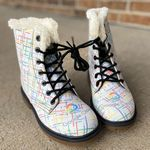 Custom Printed Work Boots - The Boots with the Fur