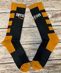 Custom Tall Athletic Custom Knitted Socks