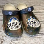 Custom Printed Rubber Sandals or Clogs