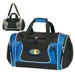 Custom Jumbo Travel Duffel Bag