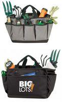 Deluxe Garden Tote Tool Bag