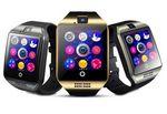 Custom Bluetooth Smart Wrist Watch With Camera And Sim Card Slot