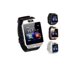 Bluetooth Smart Wrist Watch With Camera And Sim Card Slot