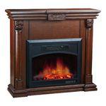Custom Wood Fireplace (50.5
