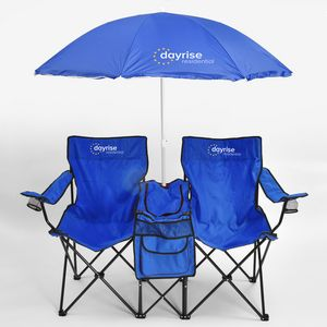 Sensational The Vacation Chair Umbrella Combo Gmtry Best Dining Table And Chair Ideas Images Gmtryco