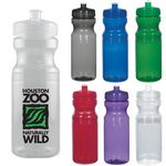 24 oz. Poly-Clean Fitness Water Bottle