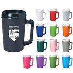 Custom 22 Oz. Thermo Insulated Mug
