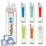 Custom 32 oz. Ice Chiller Water Bottle