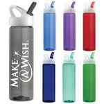 25 oz. Freedom Flip Top Water Bottle