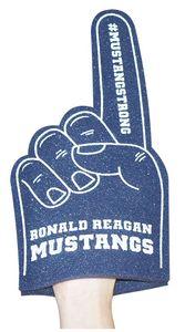 12 #1 Foam Finger