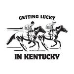 Getting Lucky Kentucky Derby Temporary Tattoo