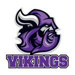 Vikings Sports Temporary Tattoo