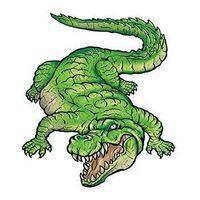 Crocodile Temporary Tattoo