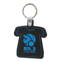 Soft Squeezable Key Tag (T-Shirt)
