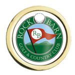 Custom Domed Ball Marker